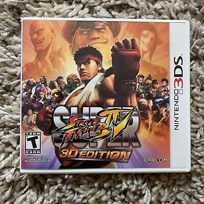 Street Fighter 4 Iv The Complete Guide Book 2009 Japan Game