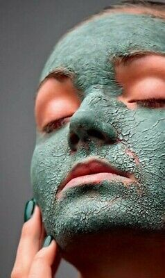Aztec Secret Face Mask Seaweed Volcanic Clay Purifies Nourishes Wash Off