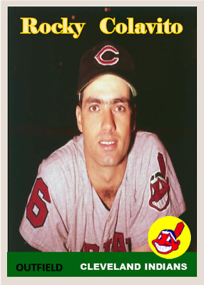 Sports Trading Cards & Accessories ROCKY COLAVITO 61 AS ACEO ART CARD ## BUY 5 GET 1 FREE ## or 30% OFF 12 OR MORE