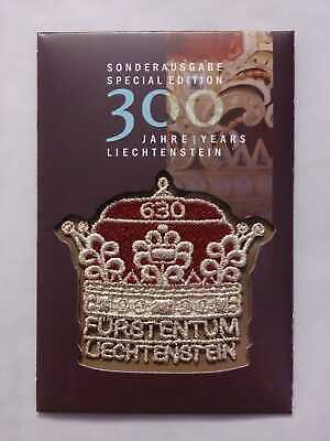 H01 Liechtenstein 2019 300 Years of Liechtenstein M/S Mint MNH Postfrisch