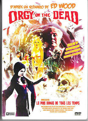 Orgy of the dead - Dvd - Comme neuf