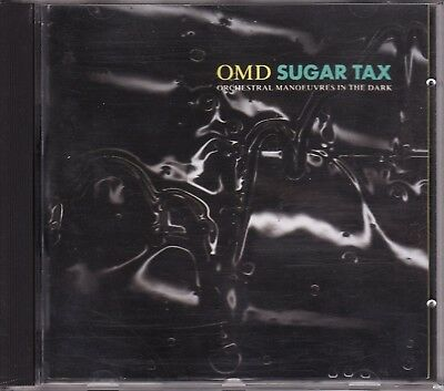 Omd Sugar Tax 1991 Cd Used