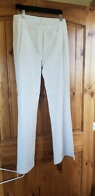 Womens White Ivanka Trump  Pant Size 6, New w/Tags
