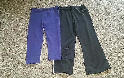 Girls  Leggings Plus Track Suit Bottoms Age 4