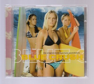 Blue Crush by Various Artists (2002) Very Good CD