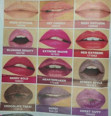 "Avon  Rossetto EPIC LIP Mark "" BERRY BOLD"""