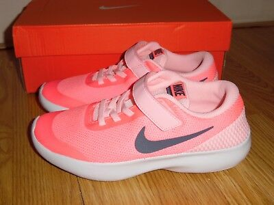 35bb783342516 NEW Girl s Youth Size 3Y NIKE FLEX EXPERIENCE RN 7 Pink Running Shoes  943288 600