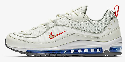 newest collection c4941 48e78 Nike Air Max 98 Cd1538-100 Brand New In Box Men s Shoe Uk Size 11