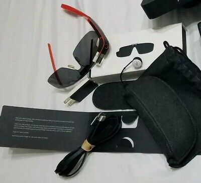 Google Glass Explorer  Edition Red