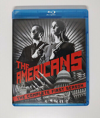 The Americans: Complete First Season 1 One Blu-ray (3-Disc)