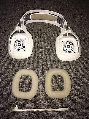 Astro Gaming A40 TR Tournament Ready Headset Multi-Platform PS4 PS3 PC/Mac White