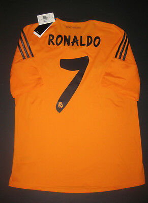 new style 9750f 0a27a NEW 2013/2014 ADIDAS Authentic Real Madrid Cristiano Ronaldo Jersey Shirt  Third