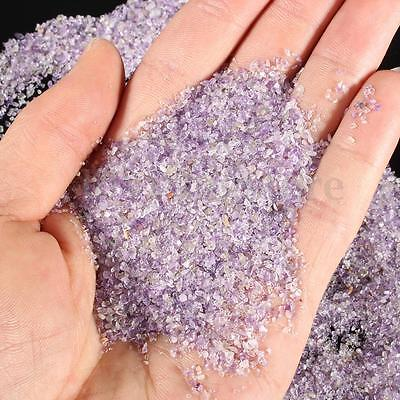 5000pcs x Purple Amethyst Tumblestones Mini Chip 1mm-3mm Crystal Gemstone