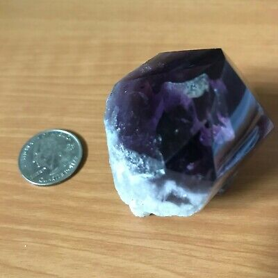 Large Stunning Very Rare Natural Amethyst Quartz Crystal