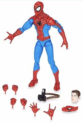 Marvel Select 7 Inch Action Figure Spider-Man - Spectacular Spider-Man Exclusive