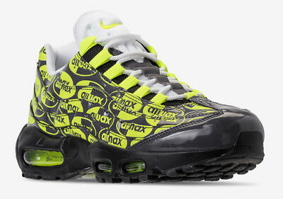 Nike Air Max 95 Premium Trainers In Navy 538416 404