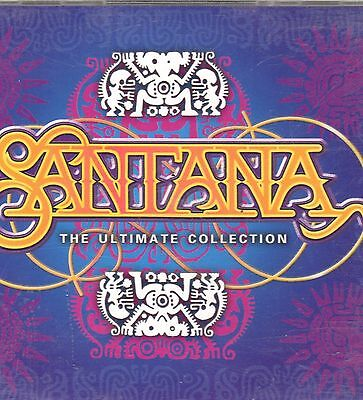 Santana - The Ultimate Collection  DOPPEL-CD