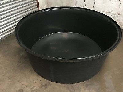1000 Litre Round Fountain Pond Liner Environmentally Friendly 25 Year Guaranteed