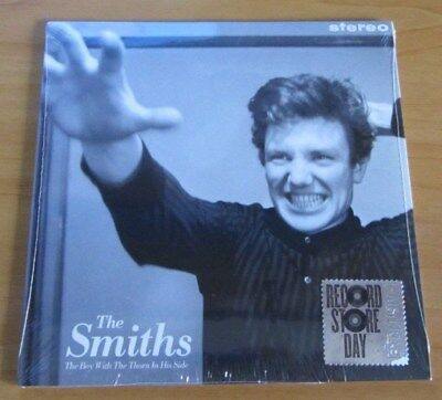 """The Smiths The Boy With The Thorn In His Side 7""""  Sealed Rsd 2017"""