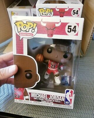 Funko POP! NBA Chicago Bulls  Michael Jordan #54  PRE ORDER