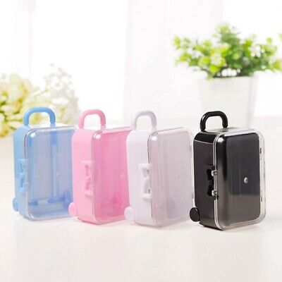 mini roller travel suitcase candy box personality creative wedding candy bo J3Y3
