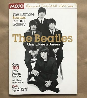 2004 Mojo Magazine The Beatles Picture Gallery Special Edition