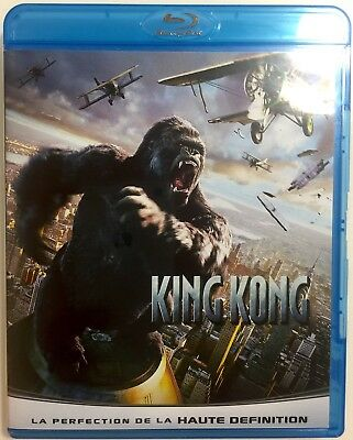 King Kong – Blu Ray Vf – Peter Jackson