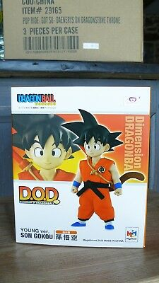 Figurine Dragonball Z Statuette 1/8 D.o.d. Son Goku Young - Megahouse - Neuf