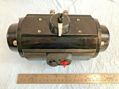 Burkert Pneumatic Rotary Actuator Type 2052 - Spring Return for 2671 Valve