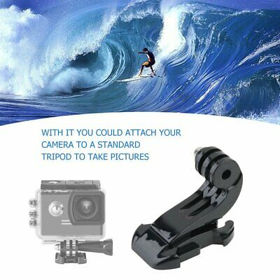 Vertical Surface J-Hook Buckle Mount Adapter Holder for Gopro HD Hero 3+ 3 2