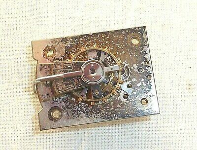 Old Clock Platform Escapement  33.5mm x 25.8mm