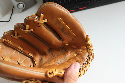 Baseball Glove  Pro Model hand crafted top grain cowhide chrome tanned