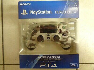 Authentic Sony Playstation 4 Dualshock 4 V2 Urban Camouflage Camo Controller PS4