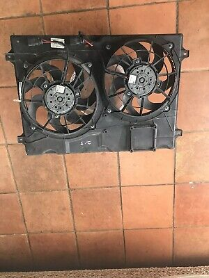 Ford Galaxy 2.3  Engine Twin Cooling Fan
