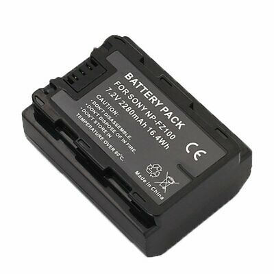NP-FZ100 Rechargeable Battery for Sony NP-FZ100 and Sony a9/a7R III/a7 III