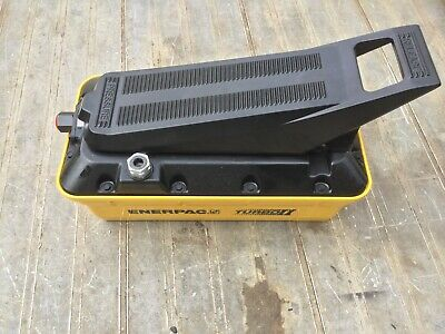 ENERPAC PATG-1102N Pump Air Turbo II Hydraulic Pump