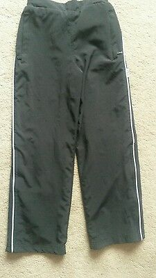 Girls jogging bottoms, black, Coundon Court uniform 22/24 R 60cm inside leg