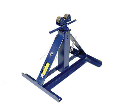 Current 670 Screw Type Reel Stand - 2,500 lb Capacity