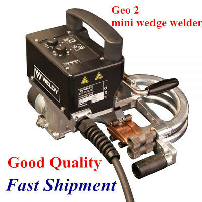 Ving 220V 800W Weldy GEO2 Wedge Mini Welder for Welding Geomemberance