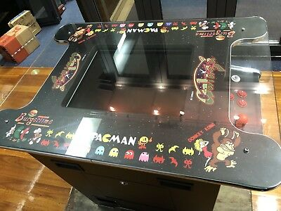 BIG SALE!!!BRAND NEW!!!24 MONTHS WARRANTY!!!60 games cocktail table game