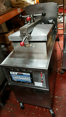 Henny Penny Chicken Gas Fryer Fastron