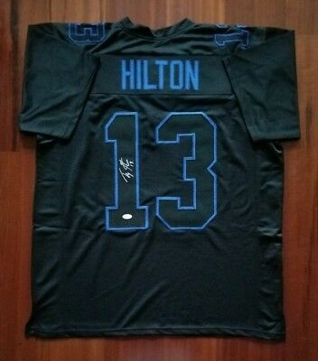 best cheap a24c9 7b471 TY HILTON AUTOGRAPHED Signed Jersey Indianapolis Colts JSA ...