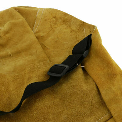 CN_ electrical Leather Brown Shoulder Extension Heat Resistant Welders Protect
