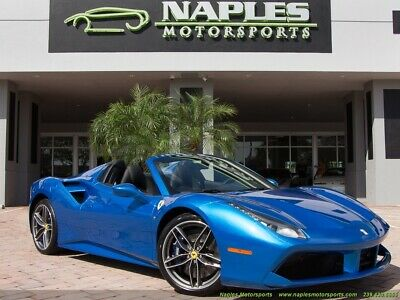 2017 488 Spider 2017 Ferrari 488 Spider Semi-Automatic 2-Door Convertible