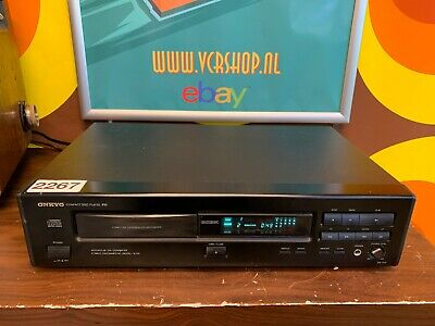 Onkyo DX-710 - Compact Disc Player CD Player