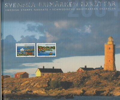 Svezia 2004 Official  Yearbook  Stamps   - Mnh - All Included -
