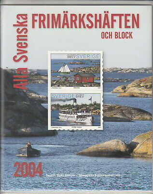 Svezia 2004 Official Booklet Yearset Stamps   - Mnh - All Included -