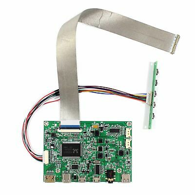 "Fit To 13.3"" 2560x1440 NV133QHM A51 LCD Panel HDMI Type C LCD Controller Board"