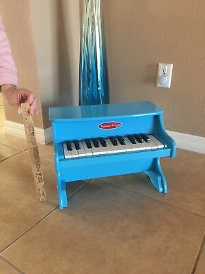 Melissa And Doug Learn To Play Toddler Piano Wooden With