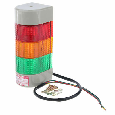 CN_ 24V Yellow/green/ red Wall Mounted Emergency Warning Security subtle littl